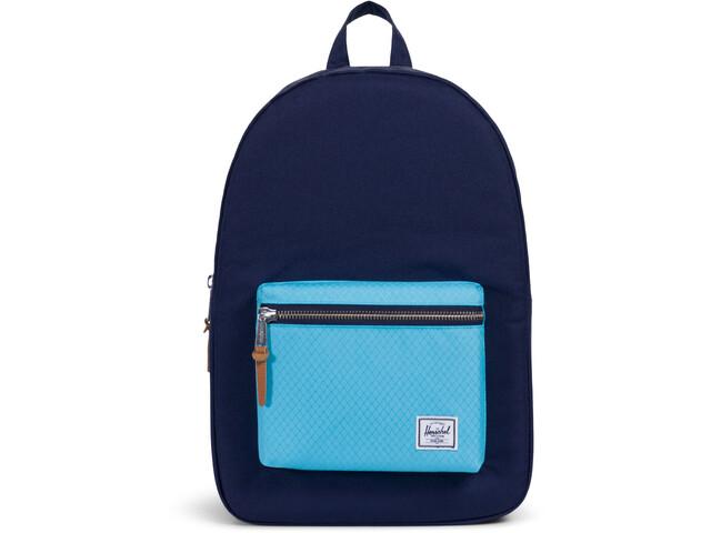 Herschel Settlement Backpack peacoat/bachelor button